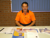 Jim conducts training for all our White Card, Forklift EWP and Earth-moving courses. Jim is also accredited by SafeWork NSW to conduct assessments for Forklift and EWPs.