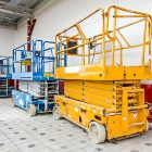 Scissor Lift  |  Boom Lift Under 11Mtr  |  Trailer Lift